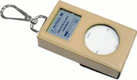 Tunewear Prie Hook Ledertasche (iPod mini)