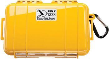 Peli 1050 Micro Case gelb