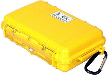 Peli 1040 Micro Case gelb
