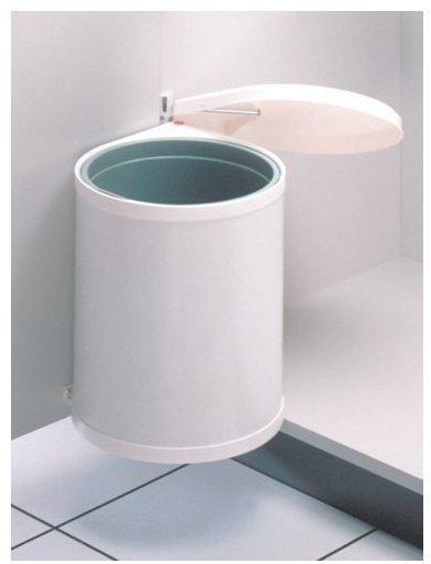Hailo Compact-Box 15 weiß