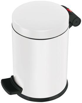Hailo Solid 4 weiß / verzinkter Inneneimer