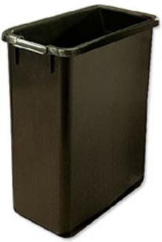 DURABLE Durabin 60 Abfall- und Wertstoffbehälter weiß