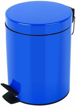 Spirella Treteimer Sydney 5 L blau