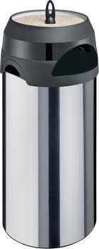 Meliconi 60 ltr Outdoor Bin with ashtray top