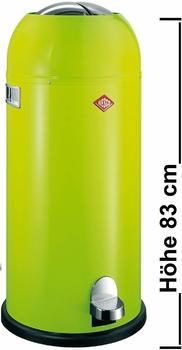 Wesco Kickmaster maxi limegreen (180731-20)