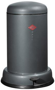 Wesco Baseboy mit Dämpfer 15 L graphit