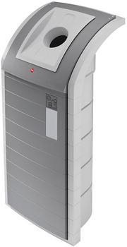 Hailo ProfiLine WSB-K Plus 120L grau (0912-540)
