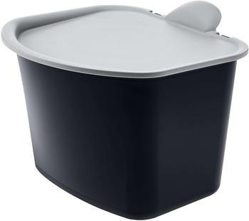 koziol-bibio-bioabfallbehaelter-3l-schwarz