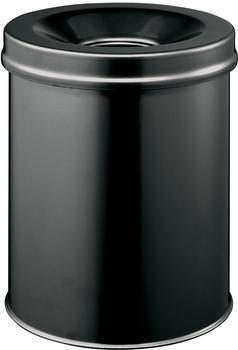 durable-papierkorb-safe-rund-15-schwarz-3305-01