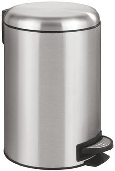 wenko-leman-easy-close-12l-silber