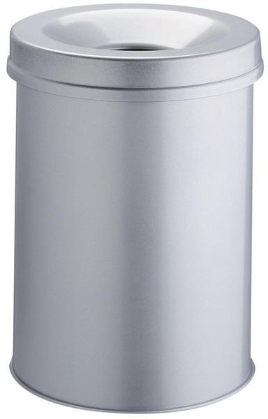 DURABLE Papierkorb Safe 30 L lichtgrau (330610)