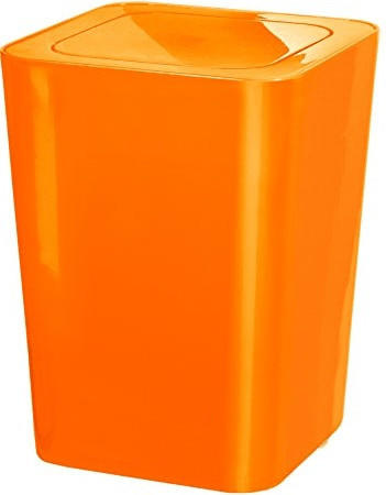 Kleine Wolke James Kosmetikeimer 5 L orange