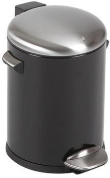 Eko Kosmetikeimer Belle Deluxe 5 L schwarz matt