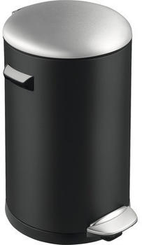 Eko Tretmülleimer Belle Deluxe 20 L schwarz matt