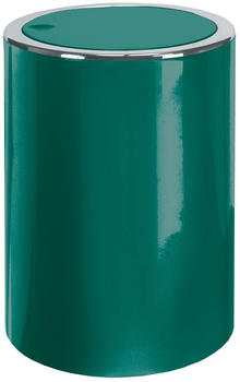 Kleine Wolke Clap Kosmetikeimer 5 l dunkelgrün smaragd