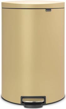 brabantia-treteimer-flatback-40-l-silent-serie-mineral-golden-beach