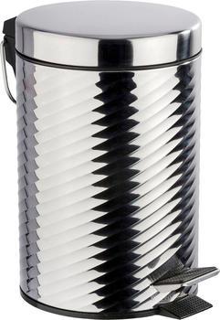 Wenko Spiro Kosmetik-Abfalleimer silber (82640855-0)