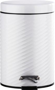 Wenko Spiro Kosmetik-Abfalleimer weiß (30915051-0)
