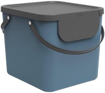 rotho-recycling-behaelter-albula-40-l-blau