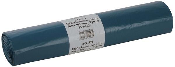 Funny LDPE-Regenerat AG-871 Müllsäcke (250 Stück)