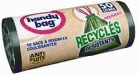 Handy Bag Recycling-Müllbeutel 50 L (10 Stk.)