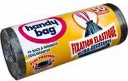 Handy Bag Zugband-Müllbeutel 50 L (10 Stk.)