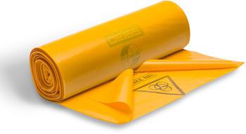 Deiss Premium Spezial-Abfallsack 120 L gelb (25 Stk.)