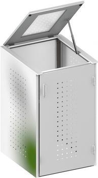 binto-muelltonnenbox-edelstahl-1-x-240-liter-klappdeckel