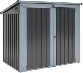 Westmann 2er Müllbox 2 x 240 Liter (ISBS-T2D)