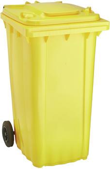 OPV Wave 240 Liter gelb