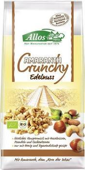 Allos Amaranth-Crunchy Edelnuss (400 g)