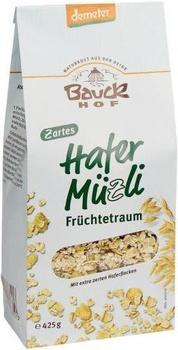 Bauckhof Hafer Müzli Früchtetraum (425 g)