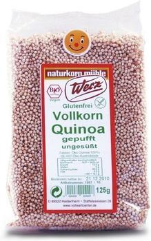 Werz Quinoa Vollkorn gepufft (125g)