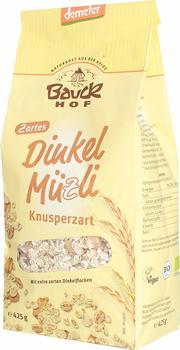 Bauckhof Dinkel Müzli Knusperzart (425g)
