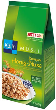 Kölln Müsli Knusper Honig-Nuss (1,7 Kg)