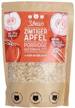 3Bears Porridge Zimtiger Apfel (400g)