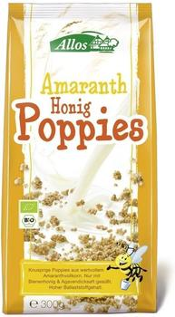 Allos Amaranth-Honig Poppies (300g)