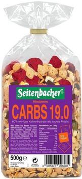 Seitenbacher Carbs 19.0 Himbeere (500g)