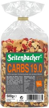 Seitenbacher Carbs 19.0 Neutral (500g)