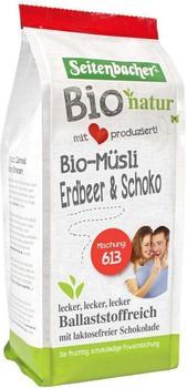 Seitenbacher Bio Müsli Erdbeer-Schoko (454g)