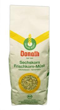 Donath Sechskorn Frischkorn-Müsli (750g)