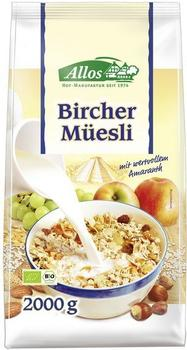 Allos Bircher Müsli mit Amaranth (2000 g)