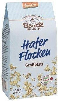 Bauckhof Haferflocken Großblatt (500g)