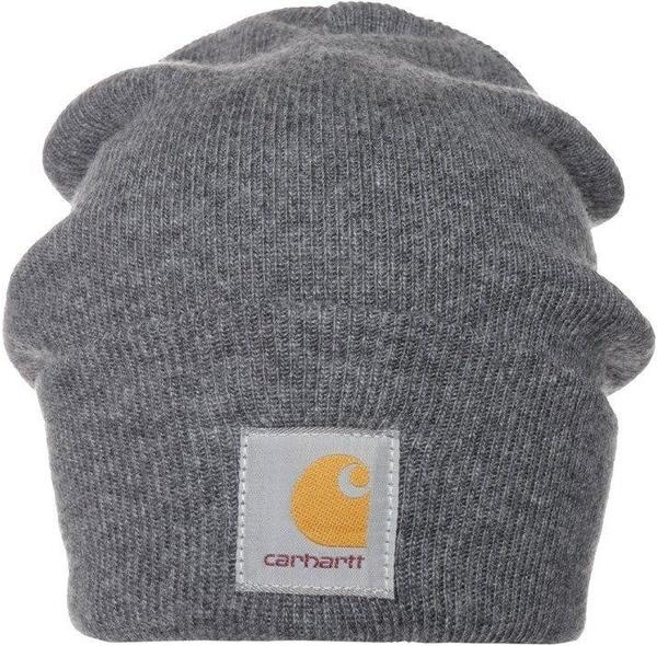 Carhartt Acrylic Watch Hat dark grey heather