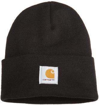 carhartt-acrylic-watch-hat-a18-schwarz