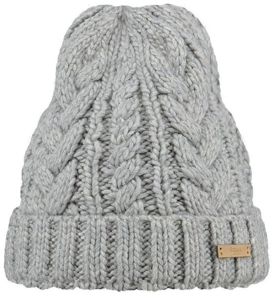Barts Somme Beanie heather grey