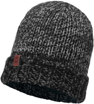 Buff Knitted & Polar Hat Dean grey/grey vigoré