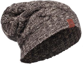 Buff Knitted Hat Nuba nut