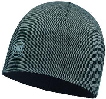Buff Microfiber & Polar Hat grey