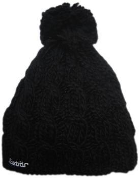 Eisbär Antonia Beanie black